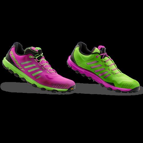 Ultra leichter Vertical Running Wettkampf Schuh für den Profibergläufer. Vibram Megagrip Sohle Quick Lacing System 4mm Drop