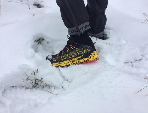 Snow Fight- oder Testberich La Sportiva Uragano GTX