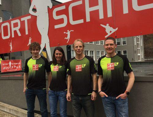 We proudly present: Sport Schneider Trail Team 2018